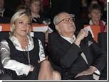 Дочь Жан-Мари Ле Пена возглавила партию отца