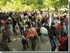 Берегитесь мышей. Российские беременные вышли на тропу протеста