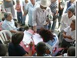 Пострадавшим от дождей в Колумбии пожертвовали костюм тигра
