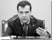 """Медведев поручил """"тряхнуть"""" транспортную милицию"""