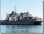 Около Судака панамское судно подало сигнал бедствия