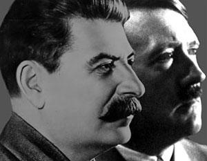 """На Западе продолжаются дискуссии о """"двойном геноциде"""" Гитлера и Сталина / Пресса: Нацизм уникален в кровожадности, но Россия должна осудить сталинизм"""