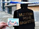 Похищенную картину Рене Магритта вернули в брюссельский музей