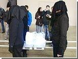 Противники BP принесли в галерею Тейт кусок льда