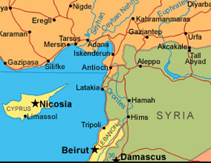 Российское судно с грузом для Сирии прибыло в порт назначения