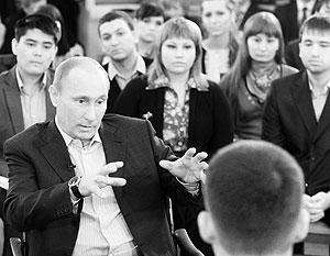 Путин: США нужны не союзники, а вассалы