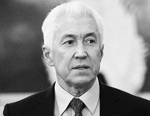 """Владимир Васильев: """"Напряжение обусловлено коррупцией"""""""