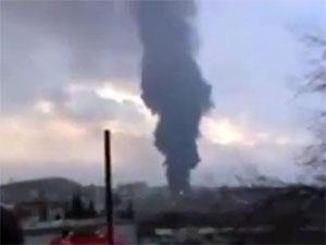 В Сирии снова взорвали газопровод