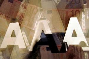 СМИ: Кредитный рейтинг Франции снижен / На очереди другие страны зоны евро