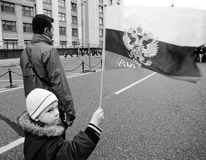 Большинство россиян высказались за эволюционные перемены