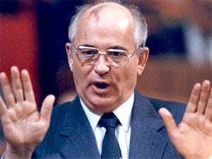Россия отказала Литве в проведении допроса Горбачева