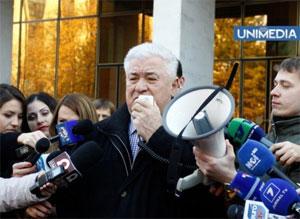 Молдавские коммунисты призвали население к неповиновению властям