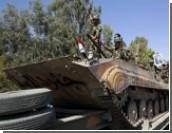 В Сирии войска входят в пригороды Дамаска