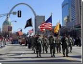 В США прошел парад ветеранов войны в Ираке