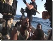 Американские моряки освободили иранцев из плена