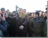 Жители молдавских сел, митинговавшие у миротворческого поста N9, подрались между собой