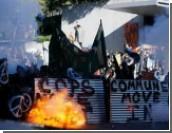 """В США активистов """"Захвати Окленд"""" разогнали слезоточивым газом"""