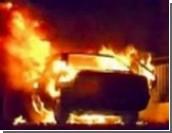 """Возбуждено уголовное дело по факту поджога полицейской машины на Новый год арт-группой """"Война"""""""