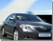 Свердловское правительство заказало Toyota Camry - с максимальной скоростью 210 километров в час