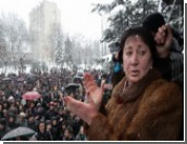 В Южной Осетии снова могут начаться беспорядки / Алла Джиоева возмущена тем, что власти не выполнили ни одного пункта договоренностей