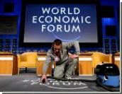 Bloomberg: Западая цивилизация оказалась на краю гибели / Миллиардеры в Давосе должны понять главное