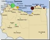 Ливийский город Бани-Валид под контролем сторонников Каддафи