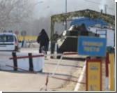 Приднестровская сторона самовольно вернула бетонные блоки на миротворческом посту