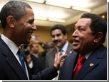 Чавес выразил желание пожать руку Обаме