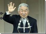 Полуголый японец приплыл на встречу к императору