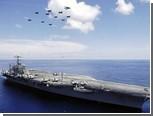 Американский авианосец вошел в Персидский залив