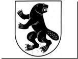На гербе литовской сянюнии изобразили свирепого бобра