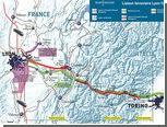 Франция и Италия построят скоростной железнодорожный туннель