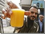 Апельсиновый сок подорожал до максимума за 34 года