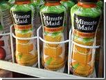 Coca-Cola нашла в своих апельсиновых соках фунгицид