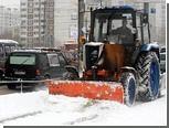 В Москве вооруженный сторож парковки спас машины от снегоуборщика