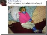 Молодого отца засудят за фотографии связанной дочери в Facebook