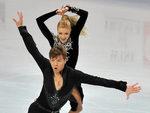 Российские фигуристы завоевали серебро и бронзу в танцах на льду