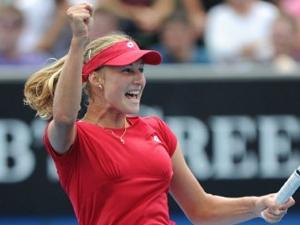 Четыре российские теннисистки вышли в четвертьфинал Australian Open