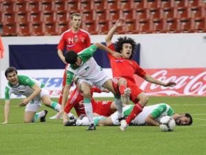 Сборная России победила в своей группе на Кубке Содружества