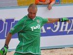 Филимонов потерял место в сборной России по пляжному футболу