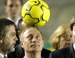 Путин едет в Петербург отмечать столетие РФС