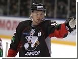 Евгений Кузнецов забил победный буллит в матче КХЛ