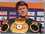 Шесть боксеров из США помогут Поветкину подготовиться к бою с Хуком