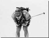 Российские биатлонисты остались без медалей в эстафете