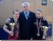 Приднестровские теннисисты выиграли почти все золотые медали на чемпионате Молдавии