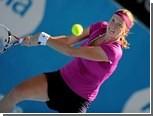 Чешская теннисистка упустила шанс стать первой ракеткой мира