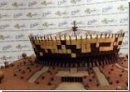 В Польше построили шоколадный стадион к Евро-2012