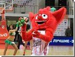 Баскетбольный клуб извинился за поведение талисмана