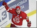 """Хоккейный """"Витязь"""" покинул лучший бомбардир"""