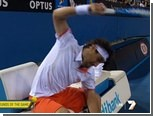 Теннисиста оштрафовали за приступ гнева